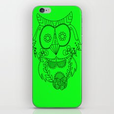 Owl of the Day iPhone & iPod Skin