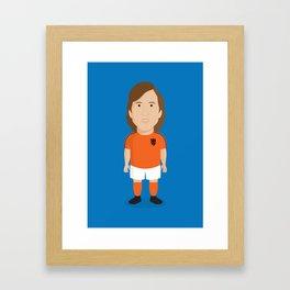 Johan Framed Art Print