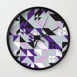 Roadhouse Blues No. 4 Wall Clock