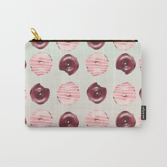 Donuts!! Carry-All Pouch