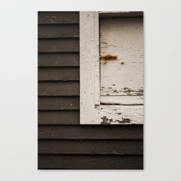 Latches01 Canvas Print