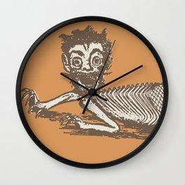 Great Sea Monsters Navigations Wall Clock