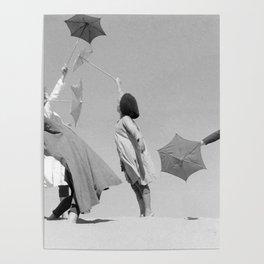 Umbrella ballet Poster
