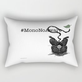 #MonoNoAware Rectangular Pillow