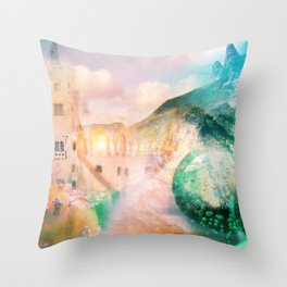 Antiquity [link in description for beter view] Throw Pillow
