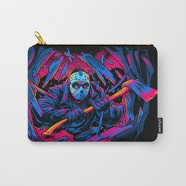 FRIDAY THE 13TH: FORCEFUL ENTRY Carry-All Pouch