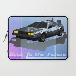 Back to the Future Laptop Sleeve