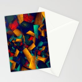 View of my Room from Bed Stationery Cards