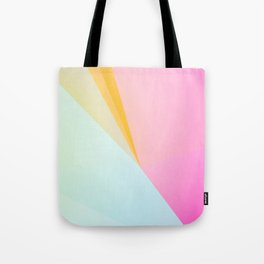FOREVER YOUNG / Abstract Graphic Art Tote Bag
