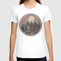 philadelphia T-shirts featuring philadelphia by Bekim ART