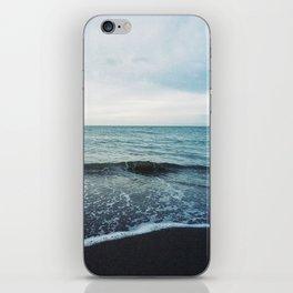 Sea Fold iPhone Skin