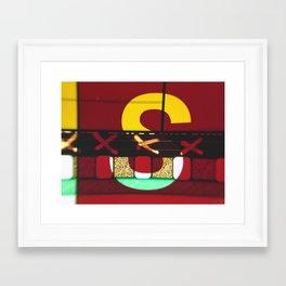 Lost Leaders #35.5 Framed Art Print