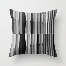 Intersections 2 Throw Pillow