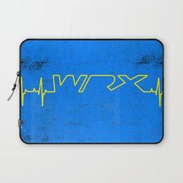 WRX Heartbeat Laptop Sleeve