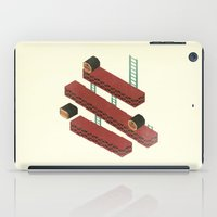 nintendo iPad Cases featuring Nintendo #3 by Dabwood2