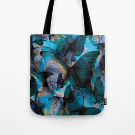 Morpho Tote Bag