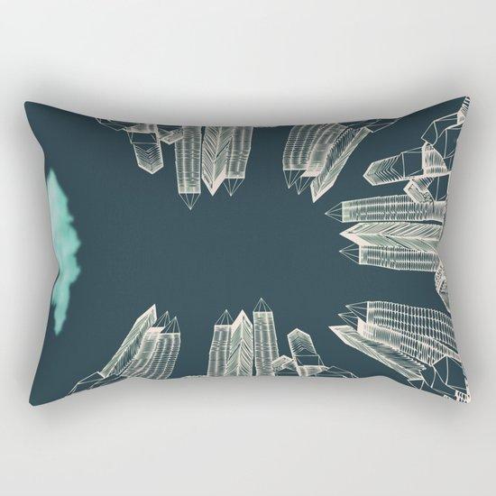 Dark Area / 30-08-16 Rectangular Pillow