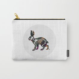 Anatomy of a Bunny Carry-All Pouch