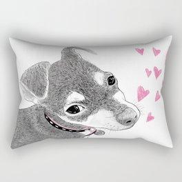 PINSCHER Rectangular Pillow
