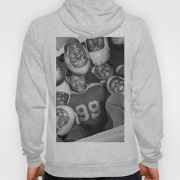 Vintage Football Photo - Gordon Parks, 1943 Hoody