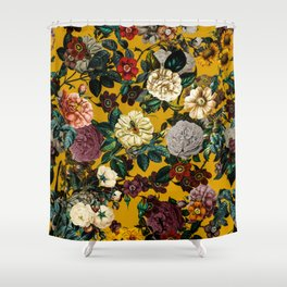 Exotic Garden V Shower Curtain