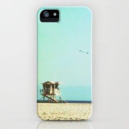 Pelican Paradise iPhone Case