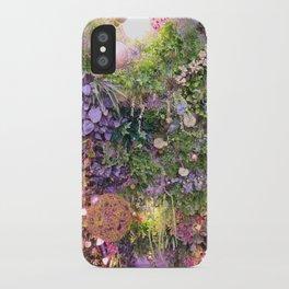 A Florist's Ceiling Garden iPhone Case