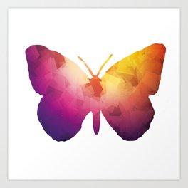 Butterly Art Print