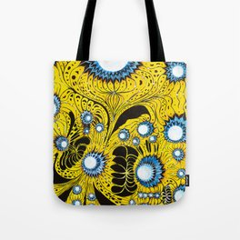Indifinite Intersection of Emotion Tote Bag