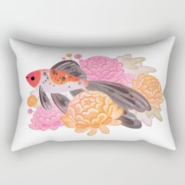 Shubunkin Rectangular Pillow
