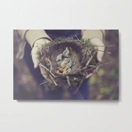 Flightless Bird Metal Print