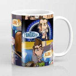 New Who Coffee Mug
