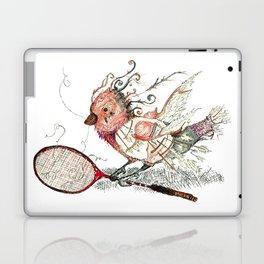 The Wild Badminton Birdie Laptop & iPad Skin