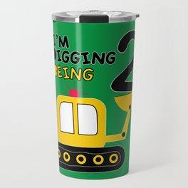 I'm digging being 2. Travel Mug