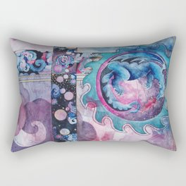 Dragon Dreams Rectangular Pillow