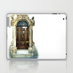 Italian door Laptop & iPad Skin