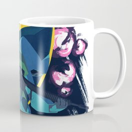 Anavel Gato's MS-14 Gelgoog Coffee Mug
