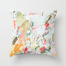 Meadow II Throw Pillow