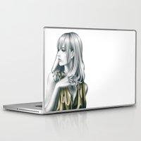 sound Laptop & iPad Skins featuring sound by Shusei Mochizuki