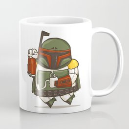 Fat Wars Boba Coffee Mug