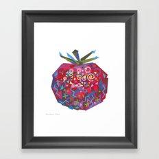 Tomato (Tomate) Framed Art Print