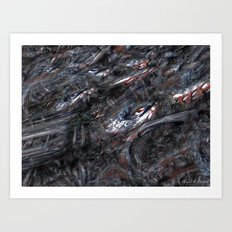 Extreme bugs Art Print