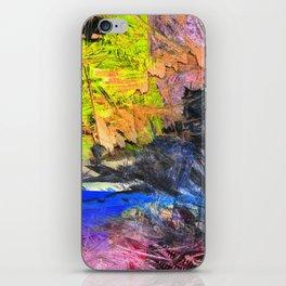 clean break iPhone Skin