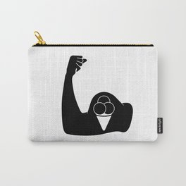 Ice Cream Biceps Carry-All Pouch