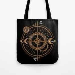 The Traveling Spell - Dark Side Tote Bag