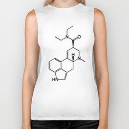 LSD Molecule Biker Tank