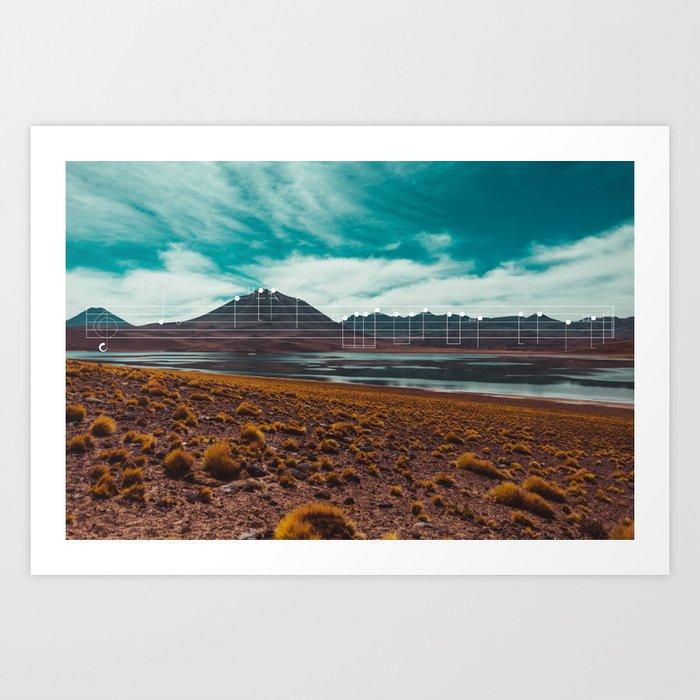 .07 Art Print