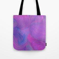 Colored Wind - Colored Pencil Tote Bag