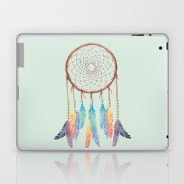 Gypsy Dreams Dreamcatcher on Mint with Gypsy Dreams Trim Laptop & iPad Skin