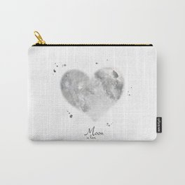 Moon in love Carry-All Pouch
